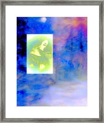 Winter Solstice Framed Print by FeatherStone Studio Julie A Miller