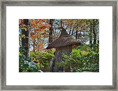 Winterthur Gardens Framed Print by John Greim