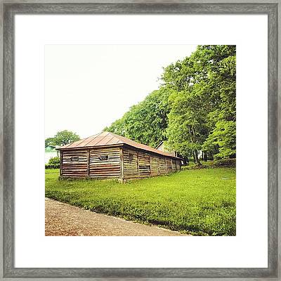 Yasnaya Polyana Estate Of Leo Framed Print