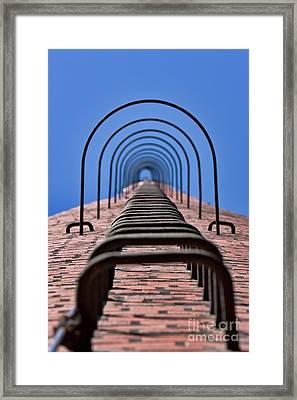 Zeche Zollverein Essen Framed Print