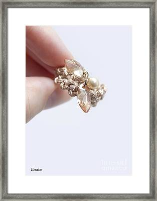My Art Jewelry Framed Print by Eena Bo