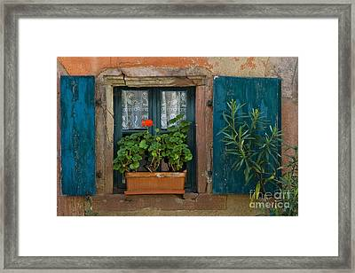 Riquewihr Framed Print