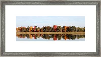 10022012 061 Framed Print by Mark J Seefeldt