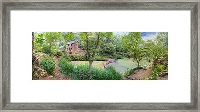 1007-2789 Old Mill  Framed Print by Randy Forrester