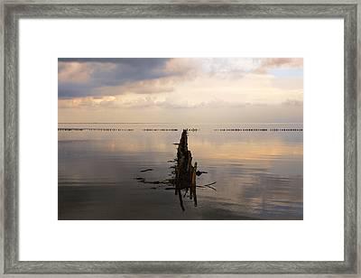 Kampen - Sylt Framed Print