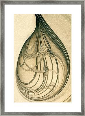 Magic Background Framed Print by Odon Czintos