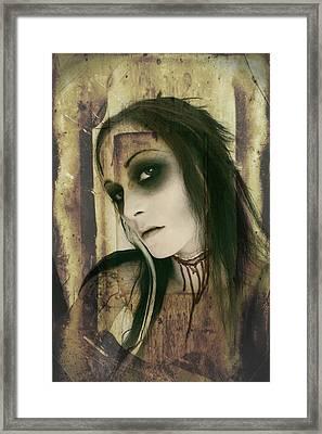 Untitled Framed Print by Mandy Shupp