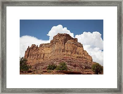 San Rafael Swell Framed Print by Southern Utah  Photography