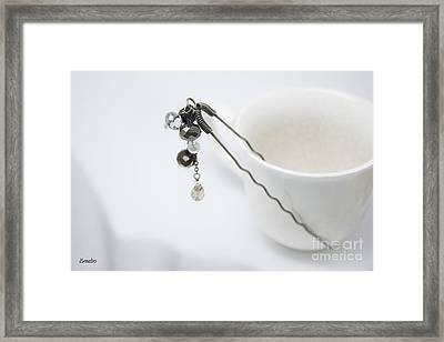 My Art Jewelry Framed Print by Eena Bo