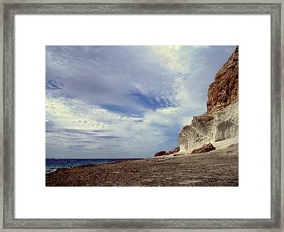 Naturaleza Simple Framed Print by Eire Cela