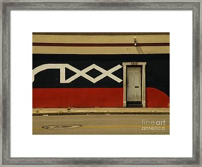 1212 Corpus Christi Framed Print by Joe Jake Pratt