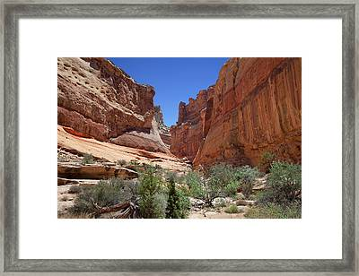 San Rafael Swell Framed Print by Southern Utah  Photography