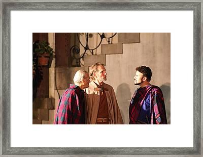 135 Framed Print by Jim Lynch