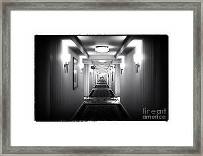 13th Floor Framed Print by John Rizzuto