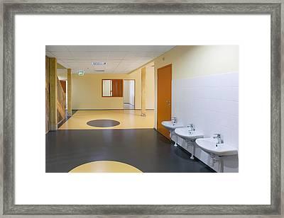 Viimsi Kindergarten In Estonia. A New Framed Print by Jaak Nilson