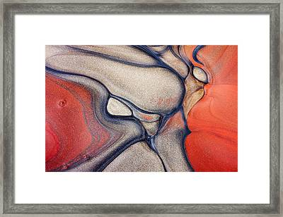 Framed Print featuring the photograph Magic Background by Odon Czintos