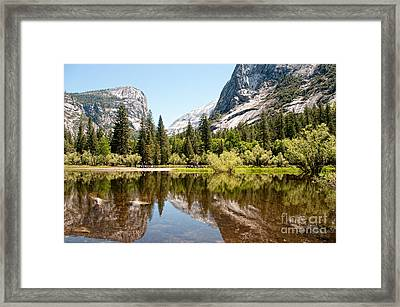 Yosemite Framed Print by Carol Ailles