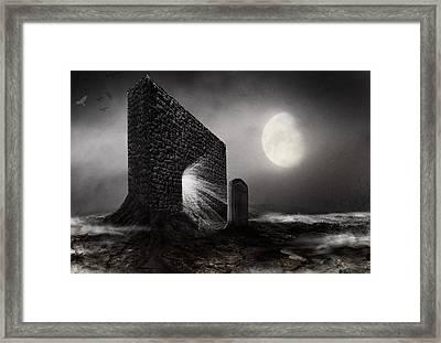No Title... Framed Print