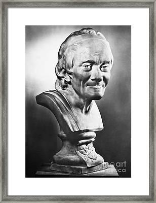 Voltaire (1694-1778) Framed Print by Granger