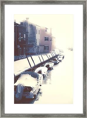 Burano Framed Print by Joana Kruse