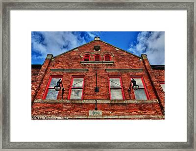Framed Print featuring the photograph 1898 by Rachel Cohen