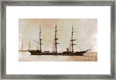 1911 Balclutha Framed Print by Padre Art