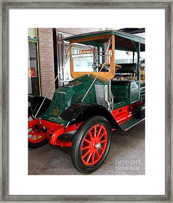 1914 Lippard Steward E Express Framed Print by Wingsdomain Art and Photography