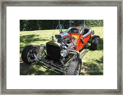 1923 Ford T-bucket . 5d16451 Framed Print by Wingsdomain Art and Photography