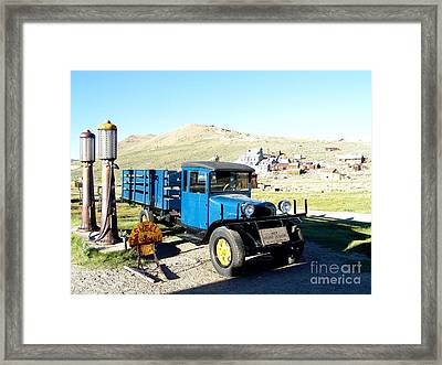 Framed Print featuring the photograph 1927 Graham by Jim McCain
