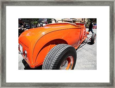 1929 Ford Roadster . 5d16495 Framed Print