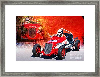 1934 Ford Indy Special Framed Print