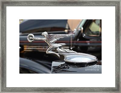 1934 Packard  Framed Print