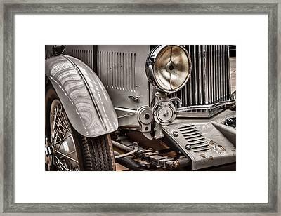 1935 Aston Martin Framed Print