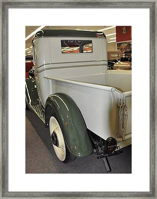 1935 Chevy Pickup Framed Print