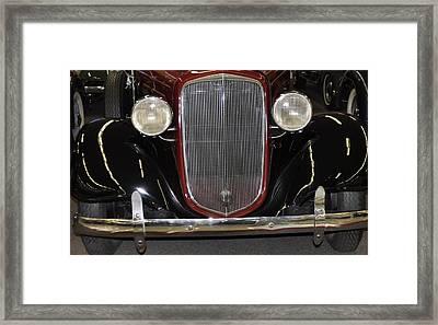 1935 Chevy Sedan Framed Print