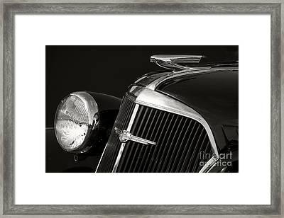 1937 Chevy Framed Print by Dennis Hedberg