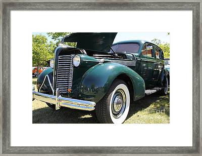 1938 Buick Special . 5d16227 Framed Print by Wingsdomain Art and Photography