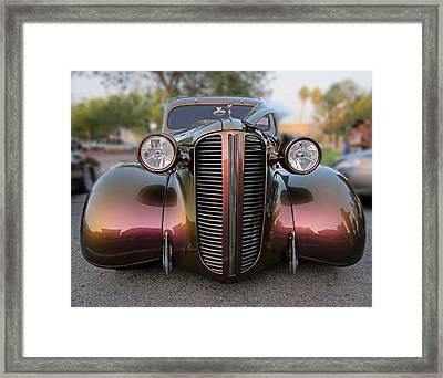 1938 Ford Framed Print