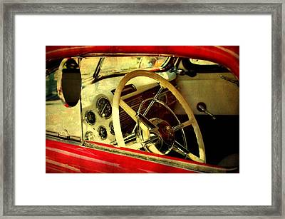 1939 Ford Coupe Framed Print