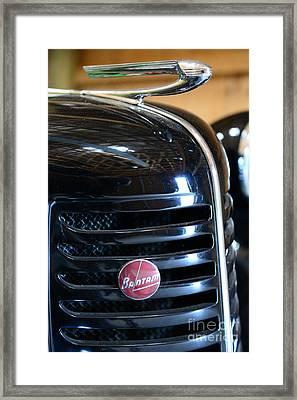 1940 Bantam Auto Framed Print by Paul Ward