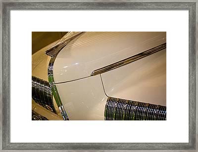 1941 Nash Ambassador Eight Framed Print by David Patterson