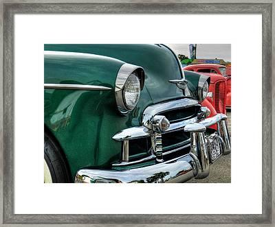 1950 Chevy 001 Framed Print