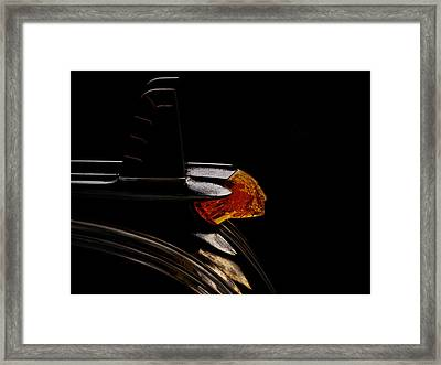 1953 Pontiac Indian Chief Framed Print