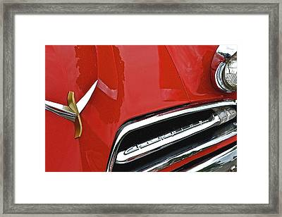 1953 Studebaker Champion Framed Print