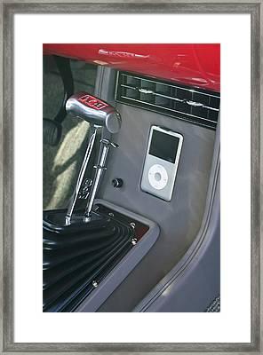 1955 Chevrolet 210 Modified Framed Print by Jill Reger
