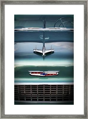 1955 Chevy Bel Air Framed Print by Gordon Dean II