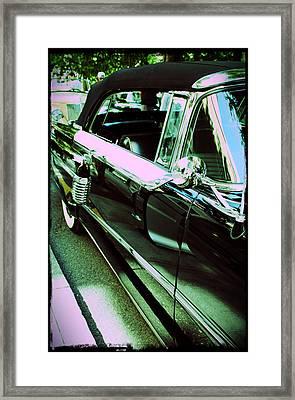 1956 Mercury Montclair Side Framed Print