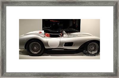 1957 Ferrari Testa Rossa- 7d17217 Framed Print