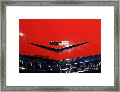 1959 Cadillac Convertible - 7d17383 Framed Print by Wingsdomain Art and Photography