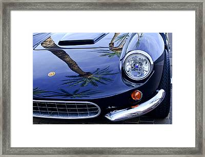 1963 Apollo Front End 2 Framed Print by Jill Reger